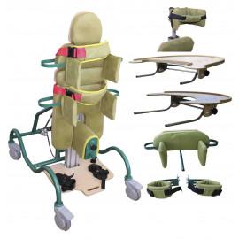 """Опора функциональная для стояния для детей-инвалидов """"Я МОГУ!"""", ОС-220 размер 1 (Универсальный комплект)"""
