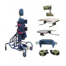 """Опора функциональная для стояния для детей-инвалидов """"Я МОГУ!"""", ОС-220 размер 2 (Универсальный комплект)"""