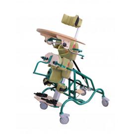 """Опора функциональная для стояния для детей-инвалидов """"Я МОГУ!"""", ОС-220 размер 1 (для заднеопорной вертикализации)"""