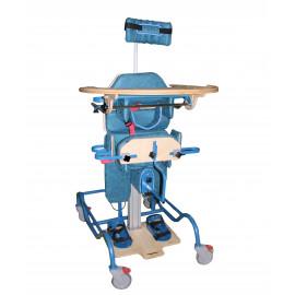 """Опора функциональная для стояния для детей-инвалидов """"Я МОГУ!"""", ОС-220 размер 2 (для заднеопорной вертикализации)"""