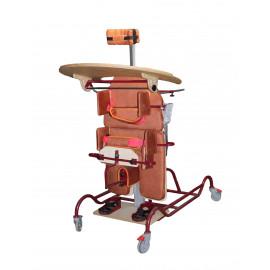 """Опора функциональная для стояния для детей-инвалидов """"Я МОГУ!"""", ОС-220 размер 3 (для заднеопорной вертикализации)"""