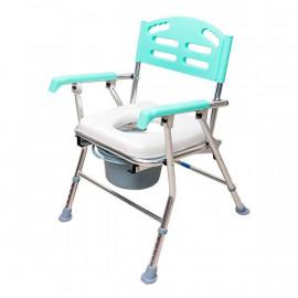 Кресло-стул с санитарным оснащением для полных людей WC XXL