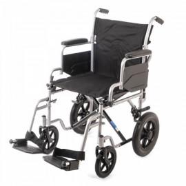 Кресло-каталка для инвалидов Barry W6 (складная инвалидная коляска)