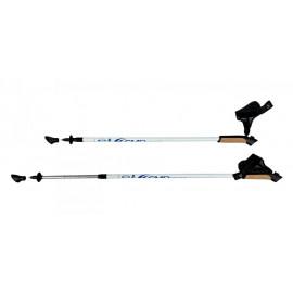 Палки для скандинавской ходьбы телескопические CMD Sport Anti-Shock