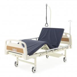 Кровать механическая 4-х секционная Med-Mos Е-8 с матрасом