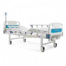 Кровать механическая медицинская четырехсекционная Barry MB2ps с матрасом