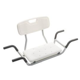 Сиденье для ванны со спинкой KJT 504 S (гигиеническая доска)