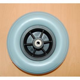 Колесо переднее полиуретановое (литое) для инвалидной коляски FS 7003