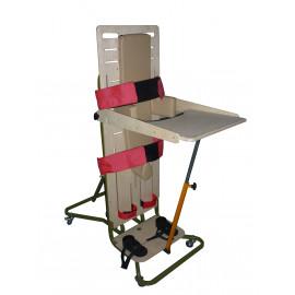"""Вертикализатор  с обратным наклоном для детей-инвалидов с ДЦП ОСВ-212, """"Я Могу!"""" (Опора для стояния детская)"""