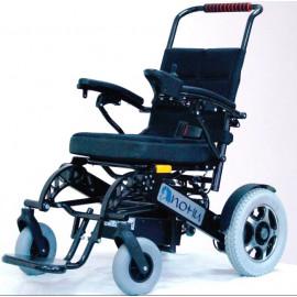 Электроколяска для инвалидов Пони (компактная инвалидная каталка с электроприводом)