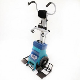 Лестничный шагающий подъёмник для инвалидной коляски ПУМА-УНИ-130