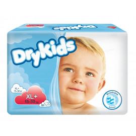 Детские подгузники Dry Kids XL Plus (15-30 кг) №30