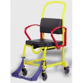 """Детский туалетно-душевой стул """"Аугсбург """" с 5D колесами"""