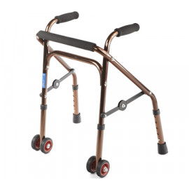 Детские опоры-ходунки на колесах R Kid