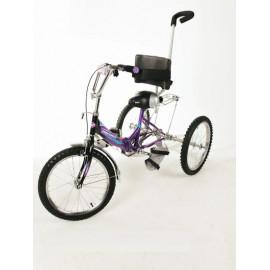 Велосипед-тренажер ВелоЛидер 18 для детей-инвалидов с ДЦП