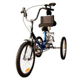 Велосипед-тренажер ВелоЛидер 20 для детей-инвалидов с ДЦП