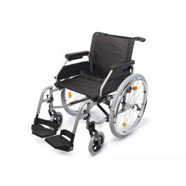 Инвалидная кресло-коляска складная Норма-09 (каталка для инвалидов)