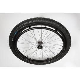 "Колеса Mountain Bike для инвалидных колясок Старт Otto Bock и Meyra (24х2.00"", 50-507)"