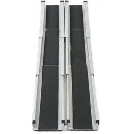 Пандус телескопический 3-х секционный (длина 150 см) для инвалидных колясок LY-6105-3-150 (Titan Deutschland)