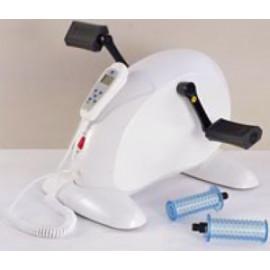 Педальный тренажер с электроприводом для реабилитации рук и ног «Mini Bike» LY-901-MB Titan