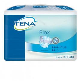 Подгузники для взрослых TENA Flex Plus 30 шт, размер L