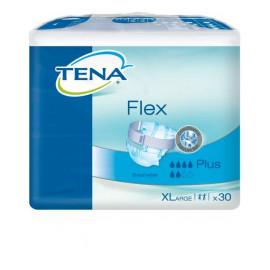 Подгузники для взрослых TENA Flex Plus 30 шт, размер XL