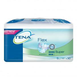 Подгузники для взрослых TENA FLEX SUPER 30 шт., размер S
