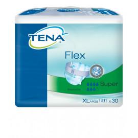 Подгузники для взрослых TENA FLEX SUPER 30 шт., размер XL