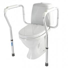 Поручень-насадка для унитаза  10540 (опора в туалет для инвалидов)