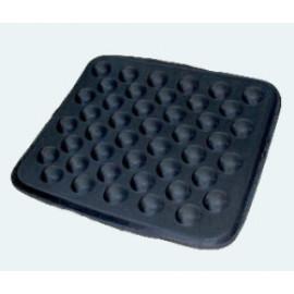 Противопролежневая подушка для инвалидной коляски WC-G-C (пупырчатая)
