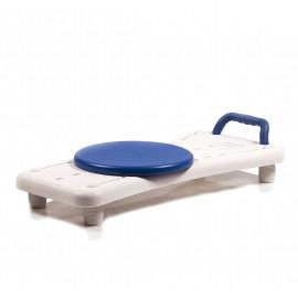 Сиденье для ванной комнаты  (доска для пересаживания) Ortonica Lux 330 (100) поворотное