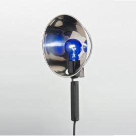 """Синия лампа """"Ясное солнышко"""" рефлектор Минина для светотерапии"""