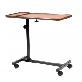 Столик с двумя столешницами прикроватный Ortonica СП 1250 ( для кровати и инвалидной коляски )