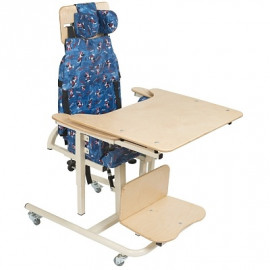 Стул ортопедический подростковый - опора для сидения СН 37.01.03 (115-160 см)