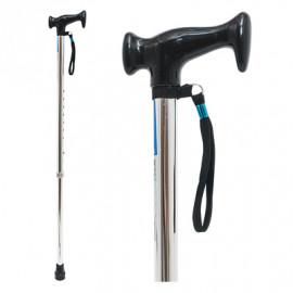 Трость алюминиевая телескопическая с ремешком C Hook