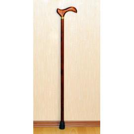 Трость конусная с деревянной ручкой  ДЕРБИ 850 мм ТДК-850