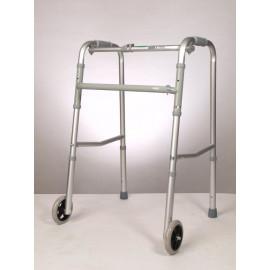Ходунки для пожилых и инвалидов на двух колесиках Е 0201 ERGOFORCE (ходули для взрослых, XR204)