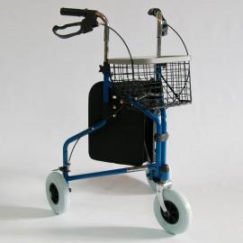 Ходунки-роллаторы для инвалидов на трех колесах FS 969 H (роляторы для взрослых) Armed