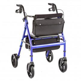 Ходунки-роллаторы на четырех колесах Ortonica XR 202 для взрослых