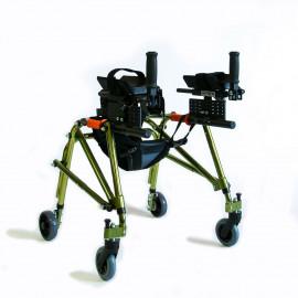 Ходунки-ролляторы для детей больных ДЦП HMP-KA 2200 с подлокотной опорой Мега-Оптим