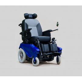 Электроколяска со ступенькоходом Caterwil GTS3 (шагающая инвалидная электрическая коляска)