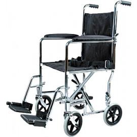 Кресло-каталка для инвалидов Barry W3 (5019С0103SF, складная инвалидная коляска)