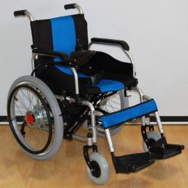 Кресло-коляска   с электроприводом пргулочная , в том числе для детей-инвалидов, мод. LK1036 B (электроколяска для инвалидов)
