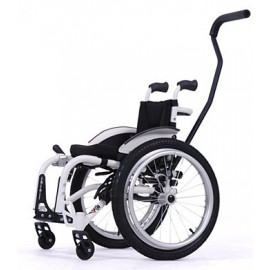 Кресло-коляска для детей спортивная (активная) инвалидная Vermeiren Sagitta Kids