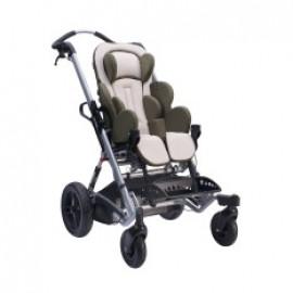 """Кресло-коляска с ручным приводом для больных ДЦП прогулочная, в том числе для детей-инвалидов """"Кимба Нео"""""""