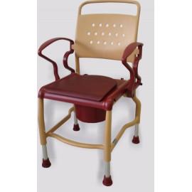 """Кресло-туалет (стул) с санитарным оснащением  """"Киль""""(Rebotec) арт. 347"""