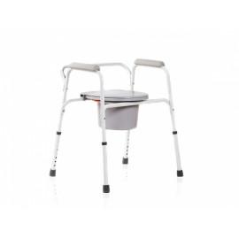 Кресло-туалет для инвалидов Ortonica  TU 1 (санитарный стул, аналог Н020В)