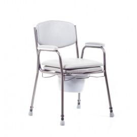 Кресло-туалет для инвалидов Ortonica TU 2 без колес (санитарный стул)