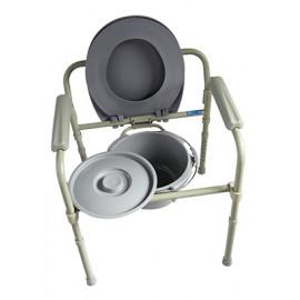 Кресло-туалет с санитарным оснащением 10580