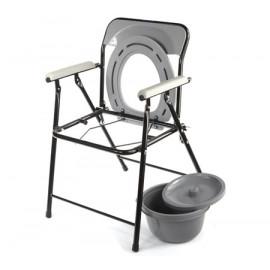 Кресло-туалет с санитарным оснащением WC eFix (санитарный стул для взрослых)